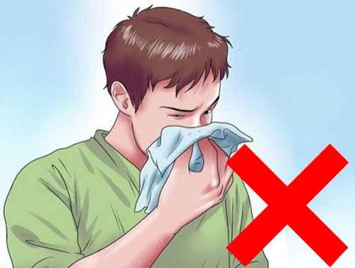 فین کردن بعد از عمل بینی